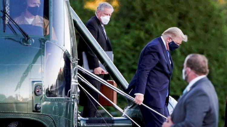 Coronaya yakalanan Trump'ın sağlık durumuyla ilgili yeni açıklama