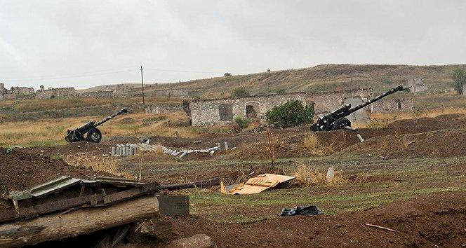 'Ermenistan askerleri cepheden kaçtı'