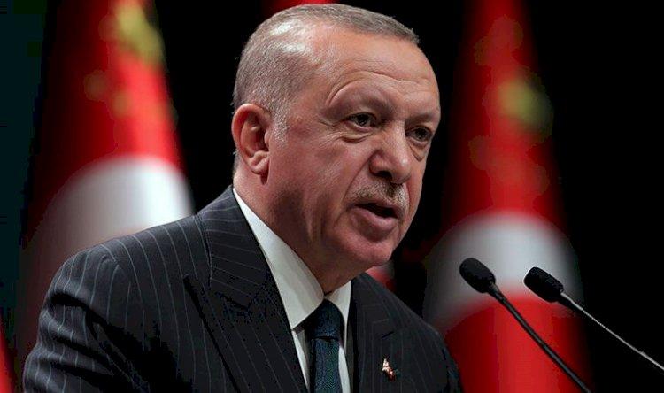 Erdoğan'dan Montrö bildirisi için ilk açıklama