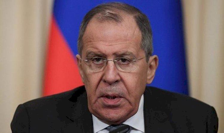 Rusya Dışişleri Bakanı Sergey Lavrov: Türkiye'yi uyarıyoruz